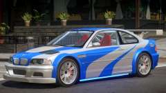 BMW M3 NFS MW for GTA 4