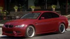 BMW M3 E92 Custom for GTA 4