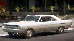 1969 Dodge Dart V1.1 for GTA 4