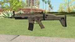 SCAR-L AR V2 for GTA San Andreas
