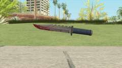 Hawk And Little Knife V2 GTA V for GTA San Andreas