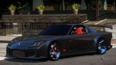 Mazda RX-7 Tuning V1 for GTA 4