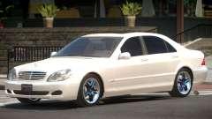 Mercedes W220 R1 for GTA 4
