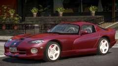 Dodge Viper V1.0 for GTA 4