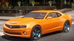 Chevrolet Camaro SS V1.0 for GTA 4
