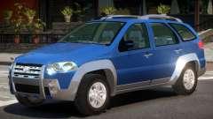 Fiat Palio V1.0 for GTA 4
