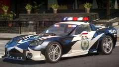 Chevrolet Corvette Police for GTA 4