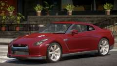 Nissan Skyline R35 Stock