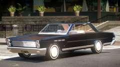 1963 Ford Mercury for GTA 4