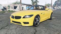 BMW Z4 sDrive28i M Sport (E89) 2012 for GTA 5