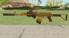 Assault Rifle GTA V (Complete Upgrade V1) for GTA San Andreas