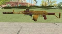 Assault Rifle GTA V (Complete Upgrade V1)