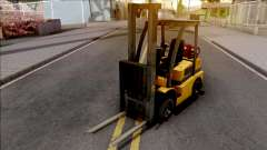 GTA V HVY Forklift SA Style for GTA San Andreas