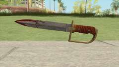 Antique Cavalry Dagger V2 GTA V for GTA San Andreas