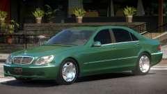 Mercedes W220 R2 for GTA 4