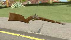 Edinburgh Musket (New Gen) GTA V for GTA San Andreas