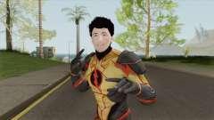 Reverse Flash (CW) V1 for GTA San Andreas