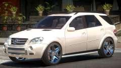 Mercedes ML63 AMG for GTA 4