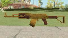 Shrewsbury Assault Rifle GTA V (Box Clip) for GTA San Andreas