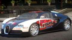 Bugatti Veyron S V1.1 PJ1 for GTA 4