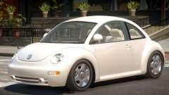 Volkswagen New Beetle V1.0 for GTA 4