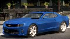 Chevrolet Camaro Y9 V1.1 for GTA 4