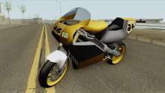 NRG-500 (Project Bikes) for GTA San Andreas