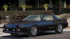 Chevrolet Camaro SR for GTA 4