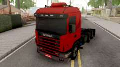 Scania 124G R400 Serie Horizontes for GTA San Andreas