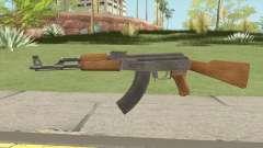 Shrewsbury Assault Rifle GTA IV