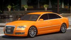 Audi A8 Tuned for GTA 4