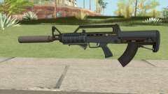 Bullpup Rifle (Two Upgrades V3) Old Gen GTA V for GTA San Andreas