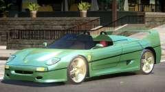 Ferrari F50 V1.1 for GTA 4