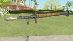 Rocket Launcher GTA IV for GTA San Andreas