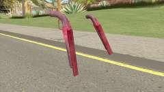Double Barrel Shotgun GTA V (Pink)