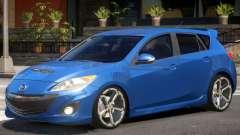 Mazda 3 V1.0 for GTA 4
