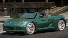 Porsche Carrera V1.1 for GTA 4