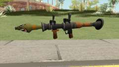 Rocket Launcher (Fortnite) for GTA San Andreas