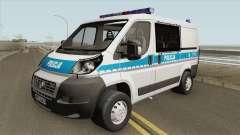 Fiat Ducato (Policja KSP)