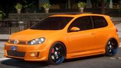 Volkswagen Golf GTI V1.0 for GTA 4