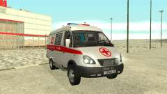 GAZ 3302 Emergency for GTA San Andreas