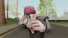 Grunkle Stan (Gravity Falls) for GTA San Andreas