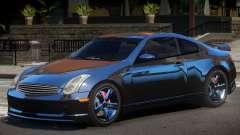 Nissan Skyline 350GT for GTA 4