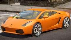 Lamborghini Gallardo ST
