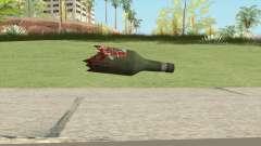 Broken Stronzo Bottle V2 GTA V for GTA San Andreas