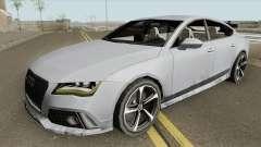 Audi RS7 2014 (White Interior) for GTA San Andreas