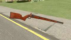 Edinburgh Musket (Orange) GTA V for GTA San Andreas