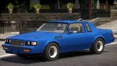 1987 Buick GNX V1