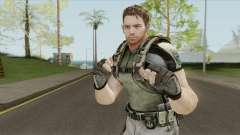 Chris Redfield (Resident Evil 5) for GTA San Andreas