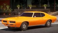 1972 Pontiac GTO V1.1 for GTA 4